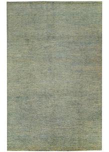 Dark Sea Green Gabbeh 6' 5 x 9' 11 - No. 55858