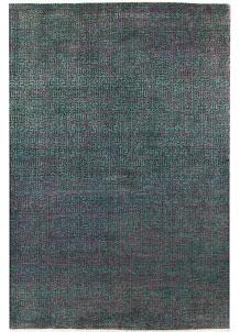 Sea Green Gabbeh 5' 10 x 8' 1 - No. 55903