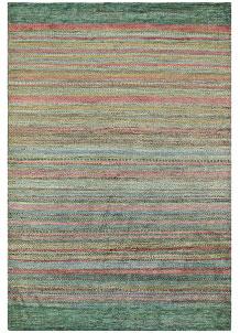 Multi Colored Gabbeh 4' 6 x 6' 8 - No. 56266