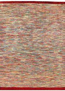 Multi Colored Gabbeh 5' x 6' 7 - No. 56325