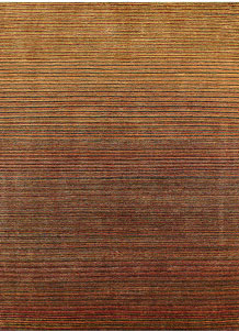 Multi Colored Gabbeh 6' 6 x 8' 8 - No. 56532