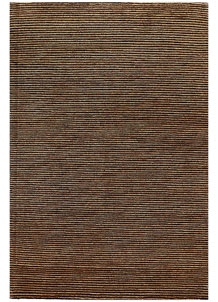Saddle Brown Gabbeh 5' 4 x 8' - No. 56542