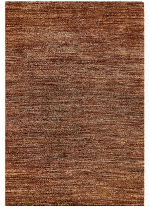 Saddle Brown Gabbeh 5' 5 x 7' 11 - No. 56546