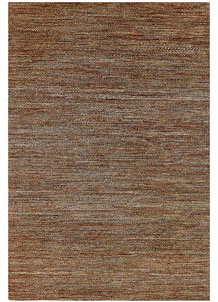 Saddle Brown Gabbeh 5' 6 x 8' - No. 56550