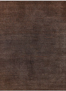 Saddle Brown Gabbeh 6' 7 x 8' 1 - No. 56556