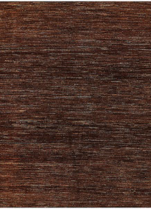 Saddle Brown Gabbeh 6' x 7' 2 - No. 56575