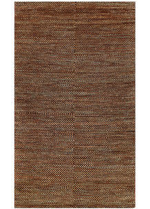 Saddle Brown Gabbeh 5' 7 x 9' 3 - No. 56577