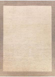 Antique White Gabbeh 10' x 12' 9 - No. 56602