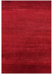Dark Red Gabbeh 9' 10 x 14' - No. 56605