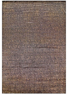 Grey Gabbeh 9' 9 x 14' 1 - No. 56671