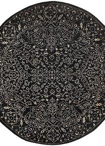 Black Gabbeh 8' 3 x 8' 1 - No. 56678