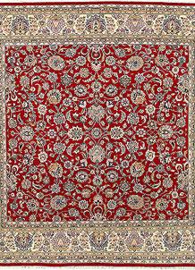 Firebrick Mahal 8' x 8' 1 - No. 56860