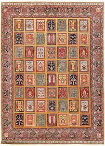 Moccasin Bakhtiar 8' 8 x 11' 9 - No. 56969