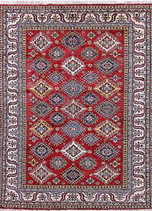 Firebrick Kazak 5' x 6' 6 - No. 57211