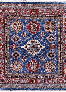 Blue Kazak 6' x 6' - No. 57213