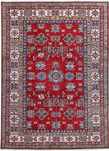 Firebrick Kazak 4' 10 x 6' 8 - No. 57215