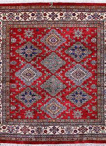 Firebrick Kazak 6' 1 x 6' - No. 57219