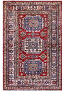 Firebrick Kazak 3' 11 x 5' 10 - No. 57223
