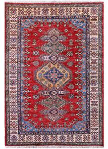 Firebrick Kazak 4' 2 x 6' - No. 57225