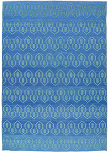Dodger Blue Barjasta 10' x 14' 3 - No. 57847