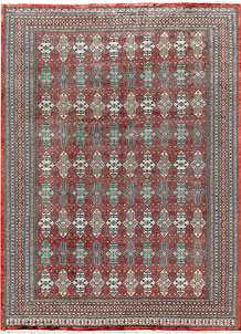 Firebrick Caucasian 8' 4 x 11' 2 - No. 58527