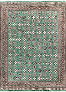 Medium Sea Green Caucasian 8' 4 x 11' 1 - No. 58538