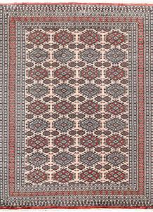 Bisque Caucasian 9' 1 x 11' 11 - No. 58539
