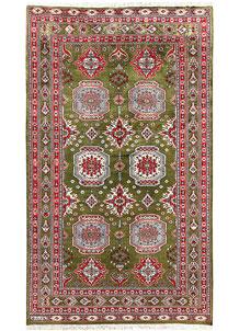 Olivedrab Caucasian 5' x 8' 6 - No. 58571