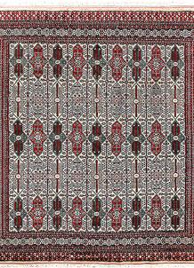 Bisque Caucasian 6' 11 x 7' 2 - No. 58601