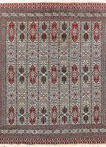 Bisque Caucasian 7' x 7' 3 - No. 58615