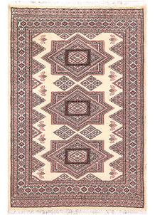 Cornsilk Caucasian 4' 2 x 6' - No. 58633