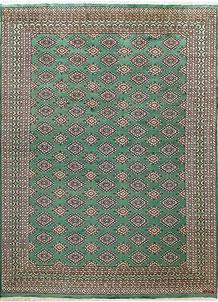 Sea Green Jaldar 8' x 11' - No. 59126