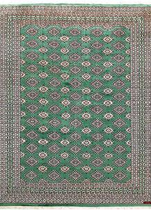 Sea Green Jaldar 8' 2 x 10' 8 - No. 59128