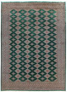 Sea Green Jaldar 8' x 11' 2 - No. 59132