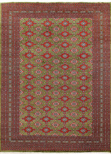 Olive Jaldar 8' x 10' 9 - No. 59134