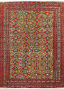 Olive Jaldar 8' x 10' 6 - No. 59135