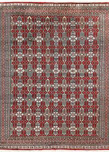 Firebrick Caucasian 8' 2 x 10' - No. 59177