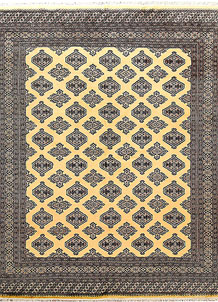 Light Goldenrod Yellow Jaldar 7' 10 x 9' 10 - No. 59179