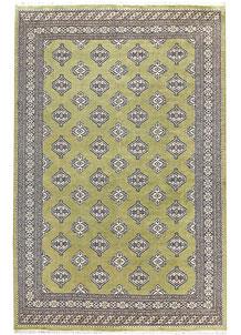 Olive Jaldar 6' 7 x 10' - No. 59194