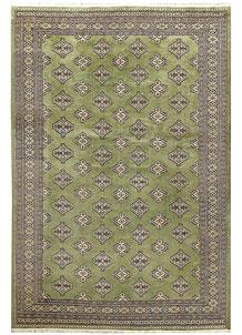 Olive Jaldar 6' 9 x 10' 6 - No. 59295