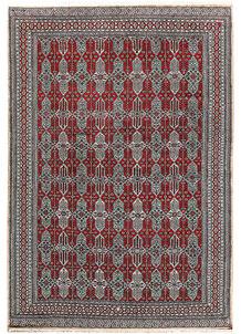 Firebrick Caucasian 6' 7 x 9' 8 - No. 59302