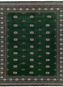 Darkgreen Bokhara 8' 2 x 9' 10 - No. 59467