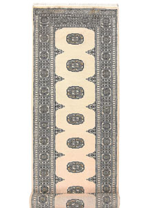 Cornsilk Bokhara 2' 6 x 10' 2 - No. 59690