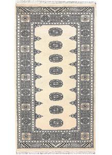 Cornsilk Bokhara 2' 11 x 5' 5 - No. 59691