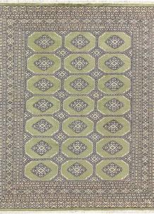 Olive Jaldar 6' 8 x 8' 3 - No. 59779