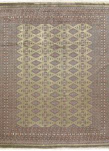 Olive Jaldar 9' 3 x 11' 3 - No. 59927