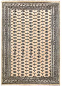 Bisque Bokhara 9' 1 x 12' 9 - No. 59961