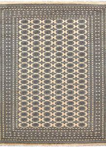 Bisque Bokhara 9' 1 x 11' 8 - No. 59965