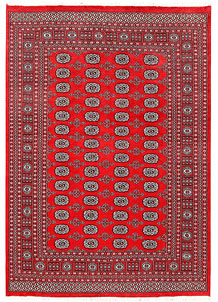 Red Bokhara 6' x 8' 6 - No. 60131