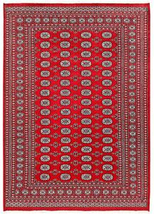 Red Bokhara 6' 2 x 8' 10 - No. 60133